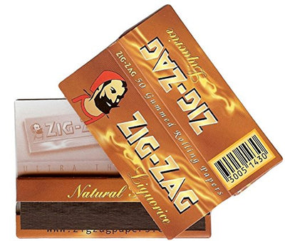 Zig Zag Liquorice  Rolling Papers - 50 Booklets