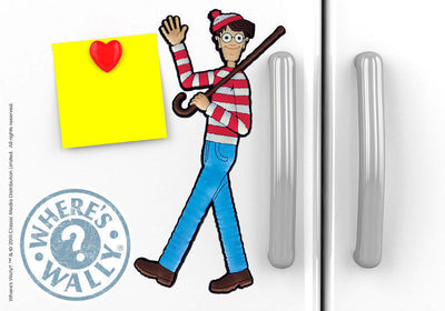 Where's Wally Fridge Magnet