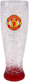 Manchester United Freezer Glass Pint Beer Cup Football Gift 1L