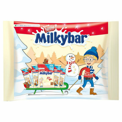 Nestle Milkybar Christmas Fun Selection Mini Pack