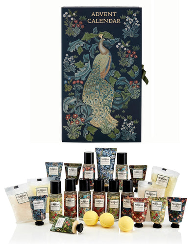 Morris & Co Advent Calendar Beauty Body Care Gift Box Pack