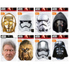 Star Wars Party Fancy Dress Masks Fun Celebration Darth Vader Phasma