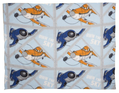 Disney Planes Dusty Rotary Fleece Blanket