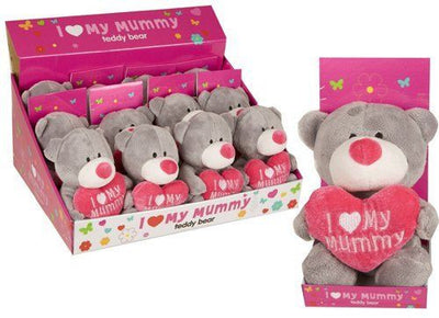 Mother's Day Gift with Mug, Love Mummy Teddy Bear & Chocolates