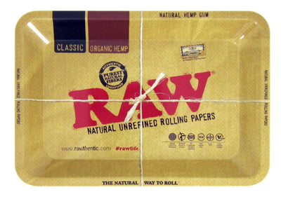 RAW - Small Rolling Tray