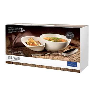Villeroy & Boch - Small Soup Bowl (Set of 2 bowls)