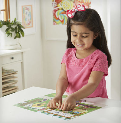 Melissa & Doug - Reusable Sticker Pad - Play House!