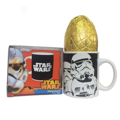 Star Wars Gift Set Stormtrooper Mug & Easter Egg