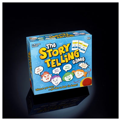 The Story Telling Game by Paul Lamond