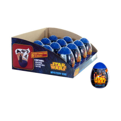 Smarties Easter Egg gift set with mystery Egg Star Wars