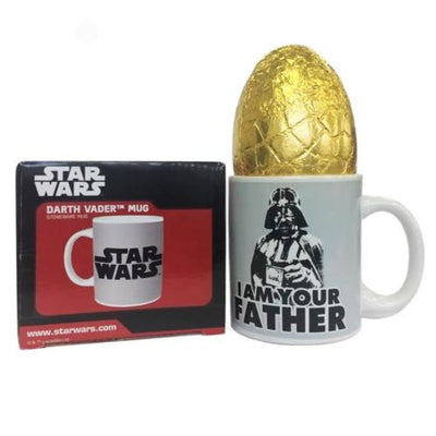 Star Wars Gift Set I am Your Father Mug & Easter Egg