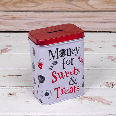 The Bright Side Money For Sweets And Treats Tin