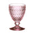 Villeroy & Boch Glass Water Goblet 400ml Rose Boston Glassware