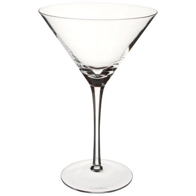 Villeroy & Boch Martini Glass Goblet Maxima Glassware Clear Crystal