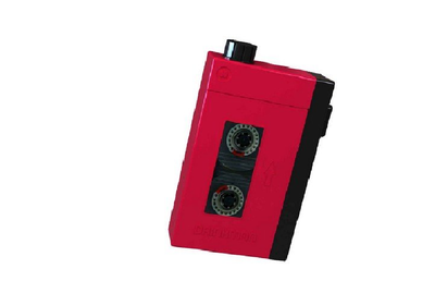 Walkman shaped hip flask