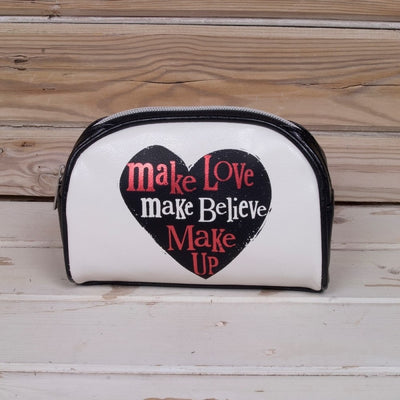 The Bright Side Make Love, Make Believe, Makeup Bag