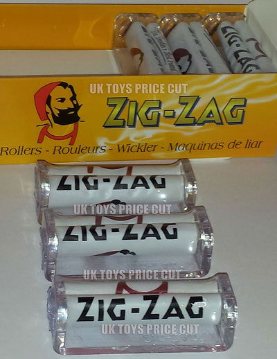 Zig Zag King Size Rolling Machines -12 pack