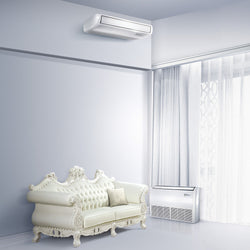 Mini Split ACs, Inverter Heat Pumps, Ductless Ducted Multi