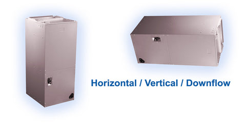 Three Way Field Convertible Air Handler