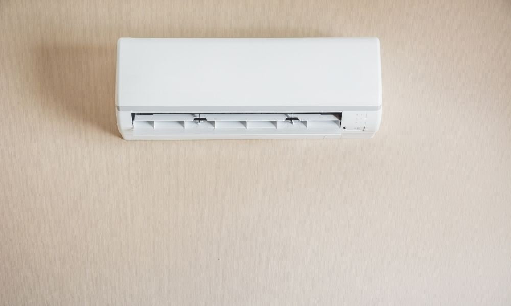 Clever Ways To Hide a Ductless Mini Split System