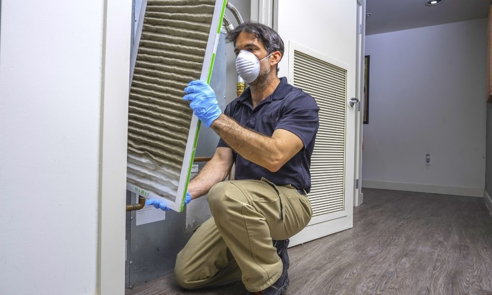 What Causes Your AC To Smell and How To Fix It