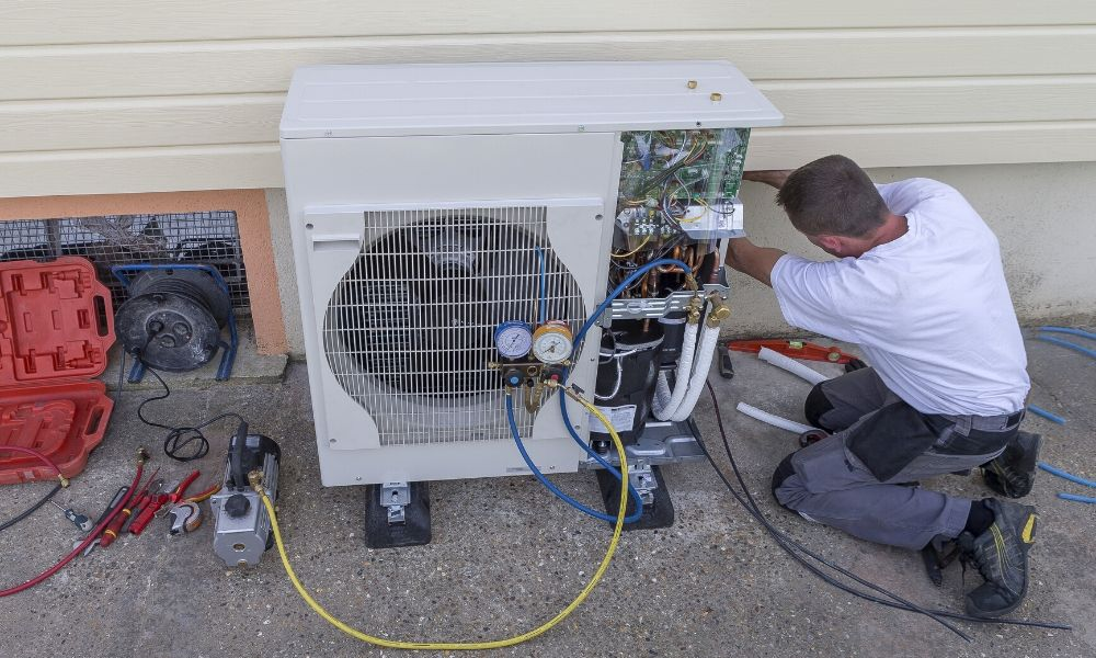 Tips for Installing a Mini-Split Heat Pump