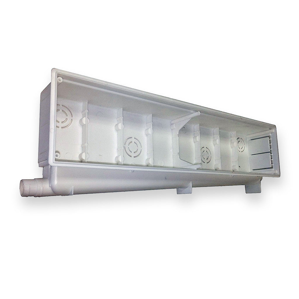 Embedded Pre Installation Organizer Kit For Wall Recessed