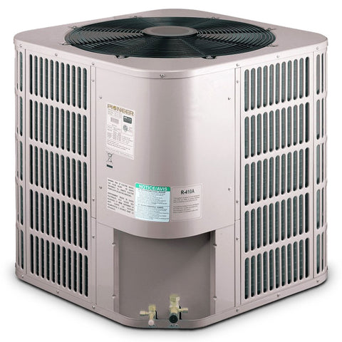Central Air Conditioner Ratings And Reviews >> Pioneer 36 000 Btu 17 5 Seer Ducted Central Split Air Conditioner