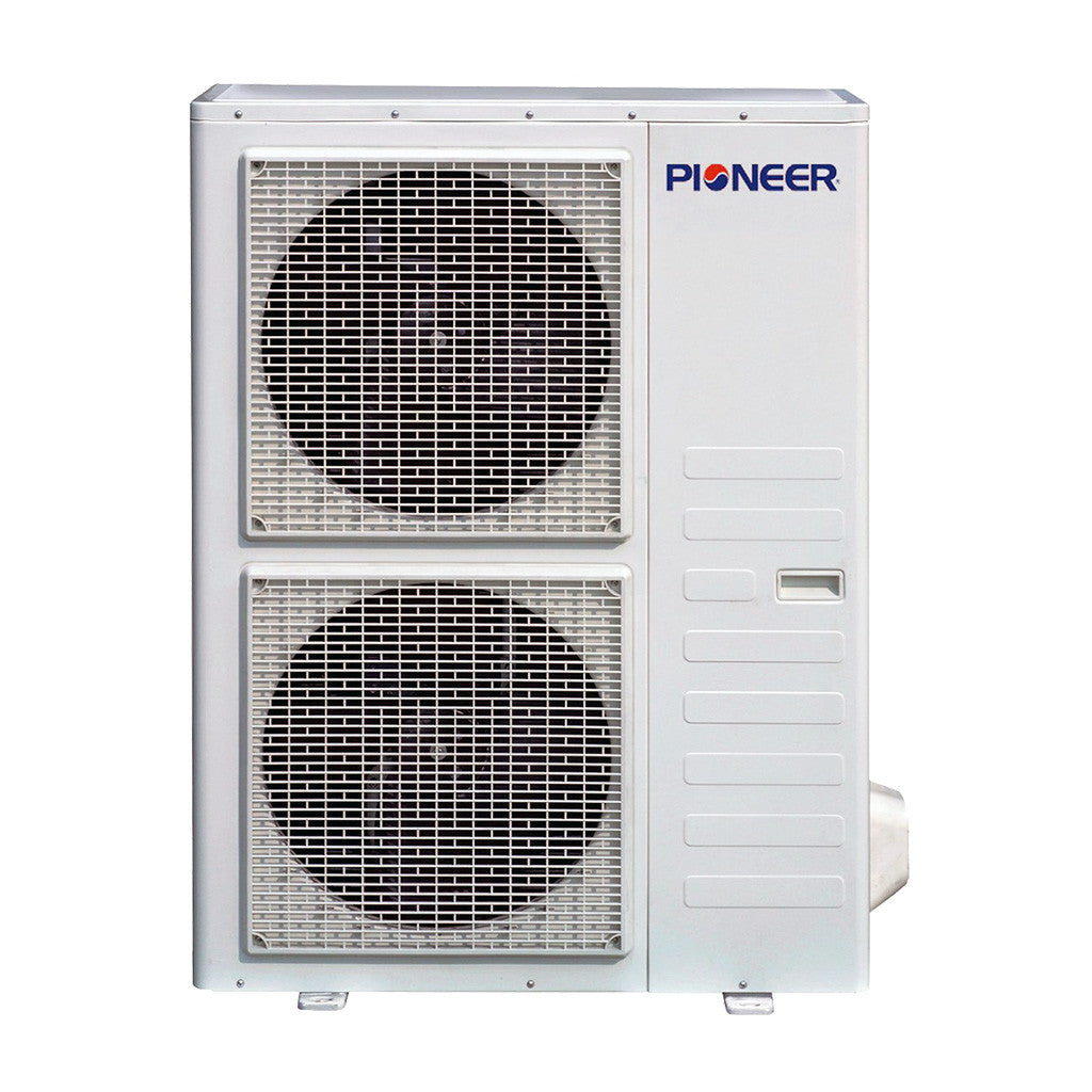 Pioneer 174 Quint Zone Outdoor Section 230v 21 5 Seer Multi