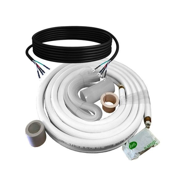 Copper Piping kit for Mini Split Installation
