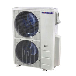 Pioneer® Quint Zone Outdoor Section 230V 21.5 SEER Multi Split Air Conditioner & Heat Pump