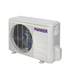 Pioneer® Dual Zone Outdoor Section 230V 21.3 SEER Multi Split Air Conditioner & Heat Pump
