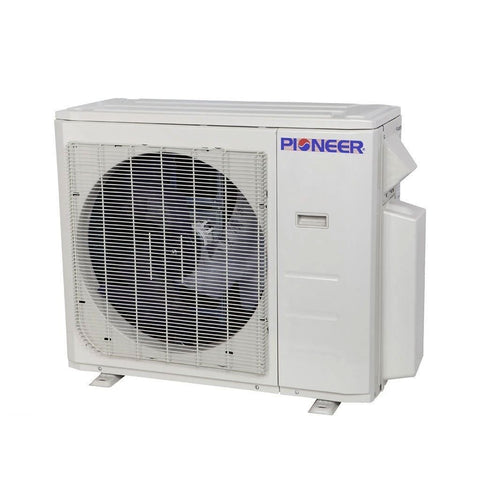 Pioneer® Quad Zone Outdoor Section 230V 22.5 SEER Multi Split Air Conditioner & Heat Pump