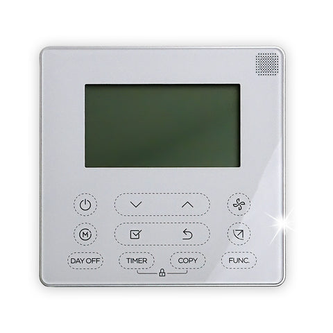 Programmable Thermostat For Pioneer RB, UB, CB Model Mini Split Systems