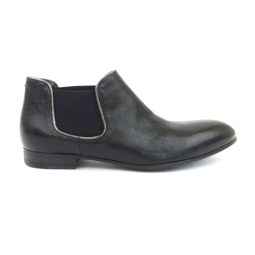 Black Oxford Boot