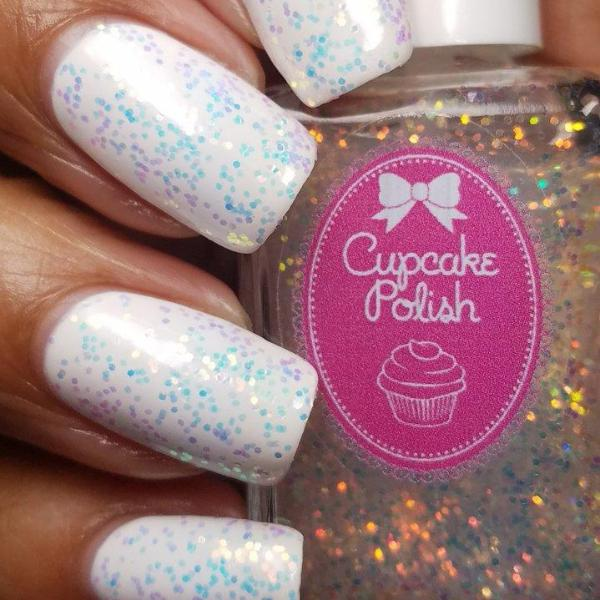 Frosting - Opal Special Effects Indie Nail Polish by Cupcake Polish
