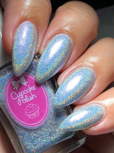 189 Feet Tall - Holographic Indie Nail Polish