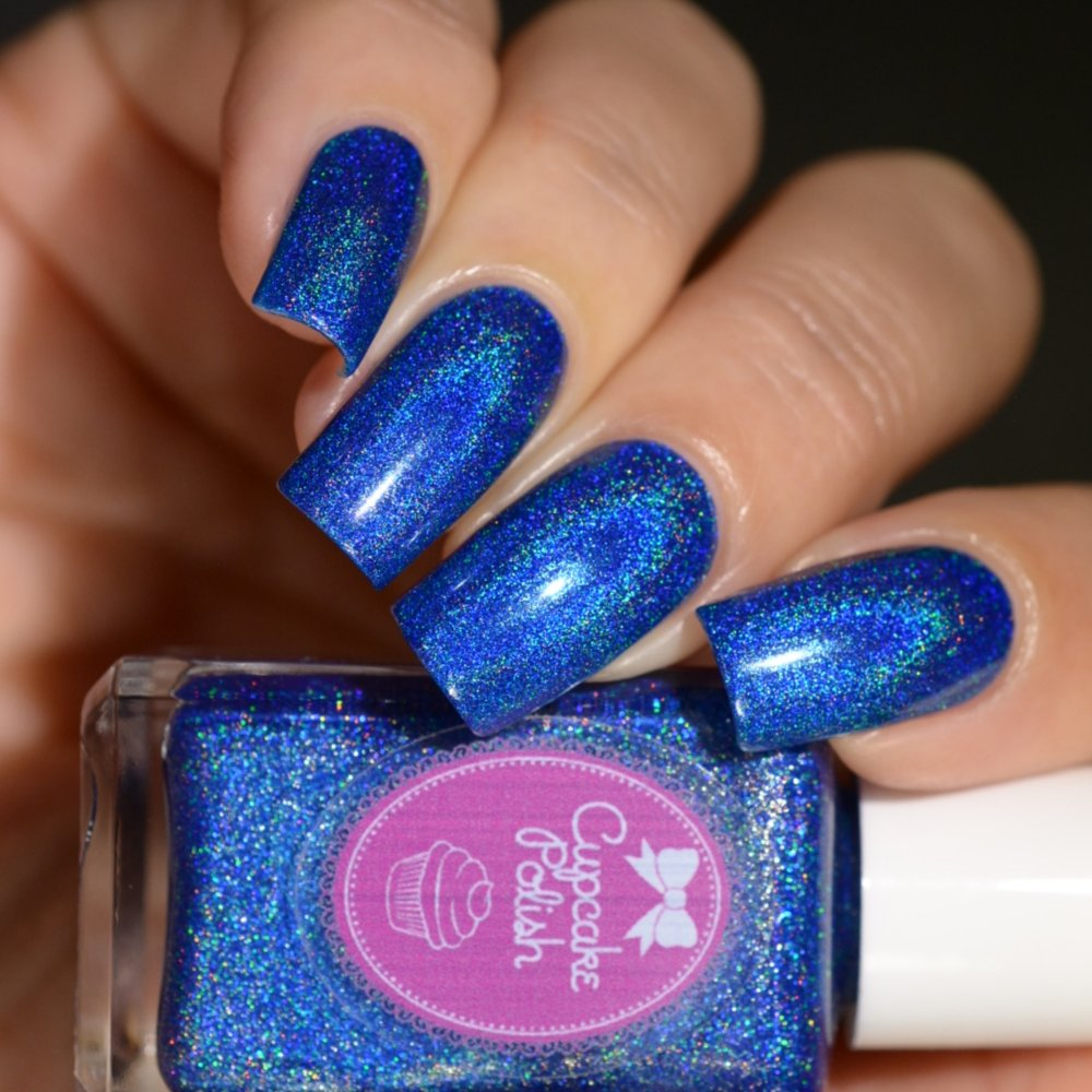 Fringe Benefits - Holographic Indie Nail Polish by Cupcake Polish