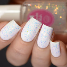Frosting - Iridescent Opal Topcoat