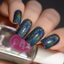Icing - Holographic Topcoat