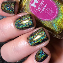 Lemon Icing - Holographic Transforming Topcoat