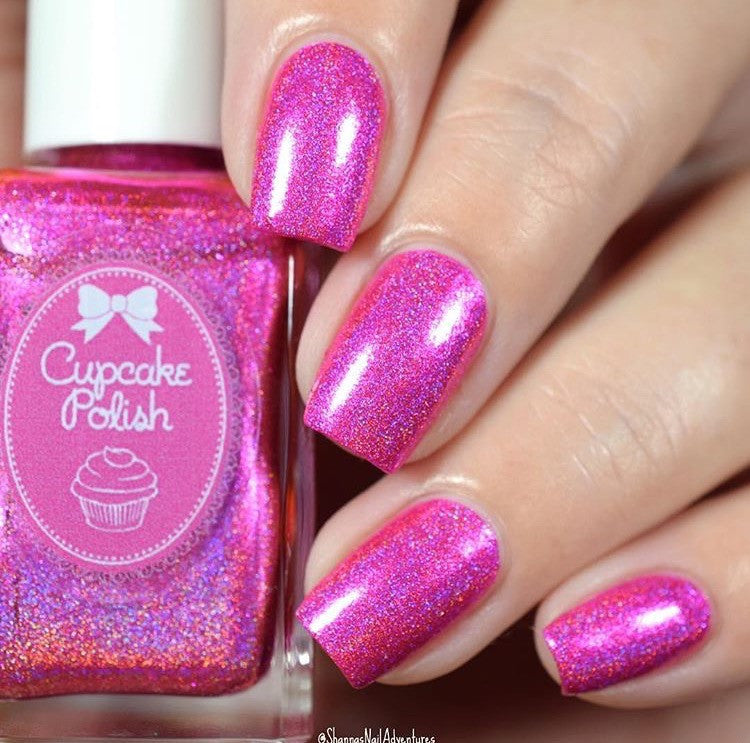The Tiki To My Heart - Holographic Indie Nail Polish by Cupcake Polish
