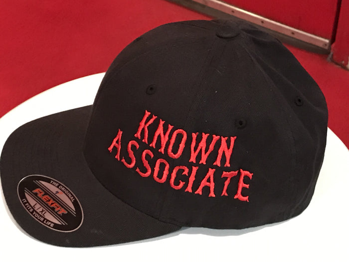 Known Associate Hat - Black