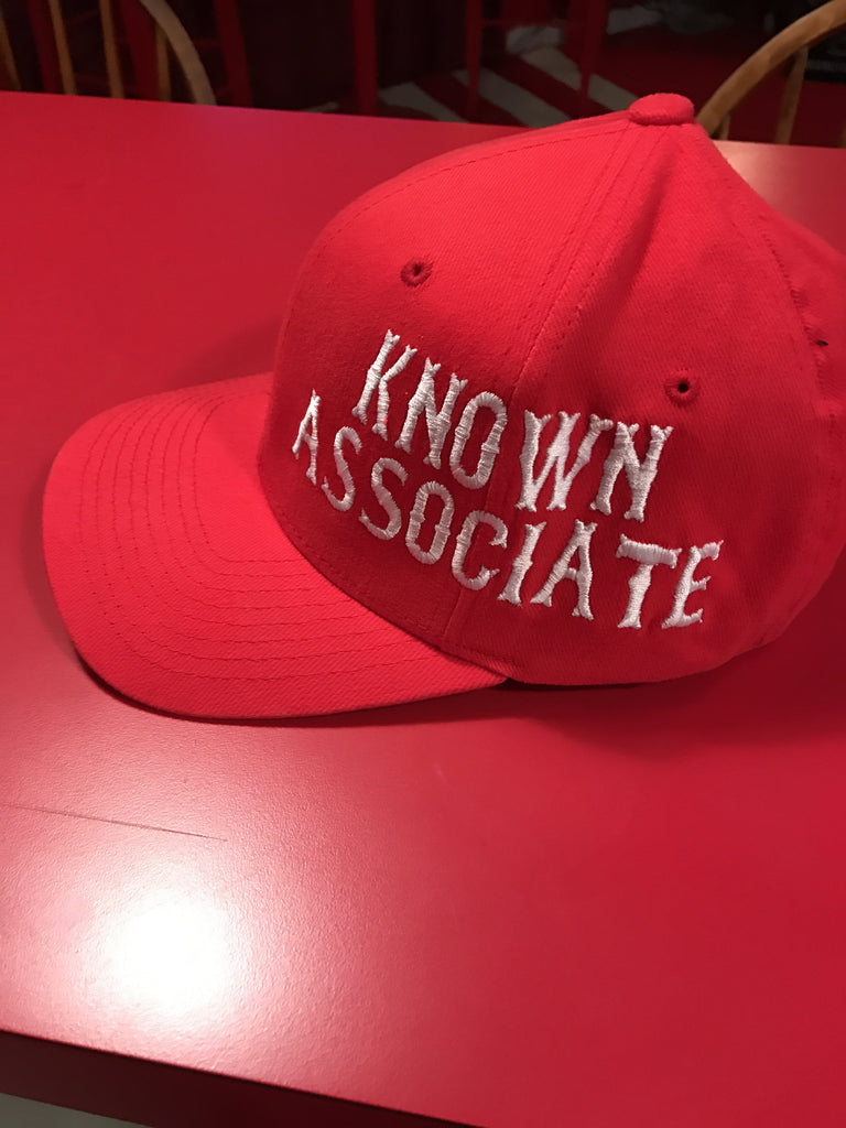 Known Associate - Red