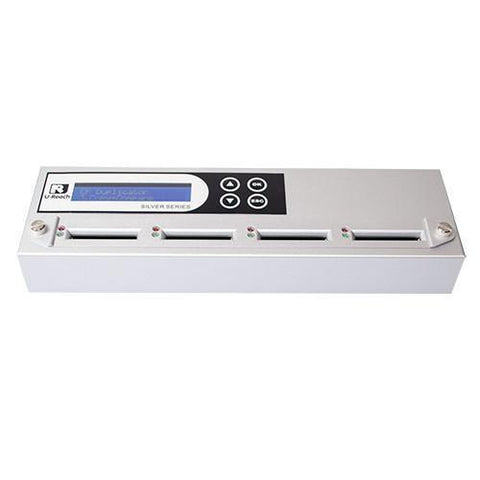 U-Reach 1 to 3 CF Duplicator and Sanitizer - Silver Series - U-Reach eStore
