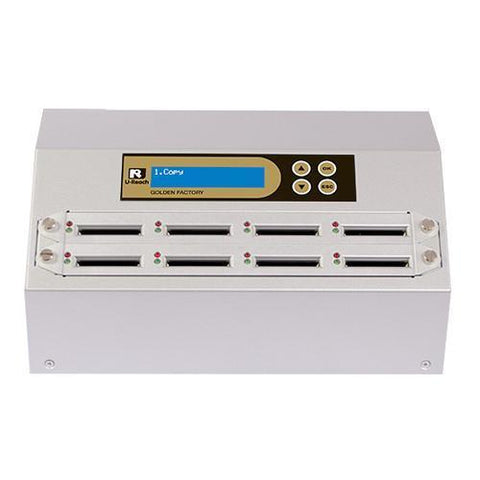 U-Reach 1 to 7 CF Duplicator and Sanitizer - Golden Series - U-Reach eStore