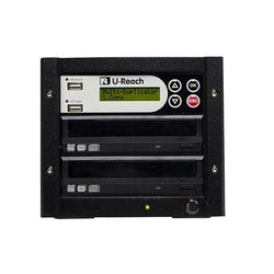 U-Reach 1 to 1 Multimedia USB/BD Duplicator - U-Reach eStore