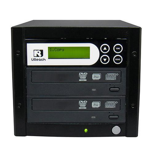 U-Reach 1 to 1 Premium DVD Duplicator - U-Reach eStore