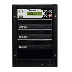 U-Reach 1 to 2 Multimedia USB/BD Duplicator - U-Reach eStore