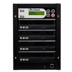 U-Reach 1 to 3 Multimedia USB/BD Duplicator - U-Reach eStore